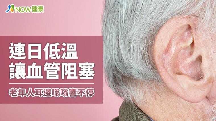 耳鳴患者隨老年人口增加快速成長 放任不理只會惡化