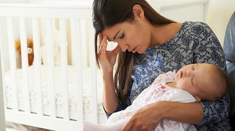 育兒壓力破表 新手雙寶媽有苦難言惹眩暈