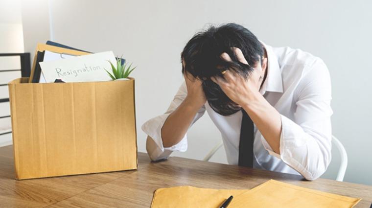 中年失業重返職場難如登天 壓力爆棚惹上眩暈