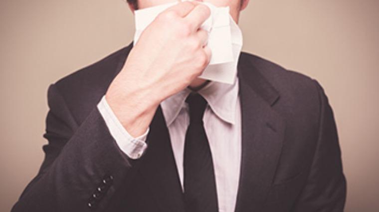 秋季來臨 過敏鼻拉警報鼻水流不完